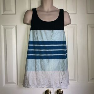 Men's Billabong Striped Tank Top